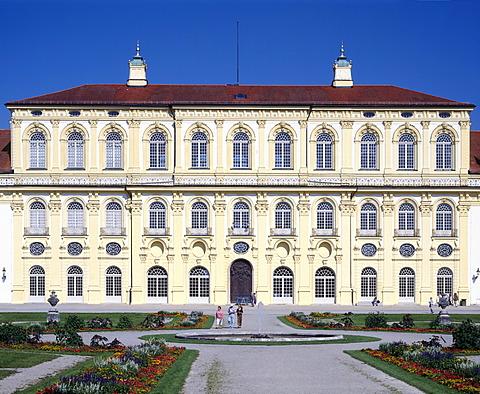 Castle Oberschleissheim, near Munich, Bavaria, Germany
