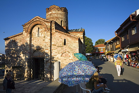 St. John the Baptist Church Nesebar, Bulgaria