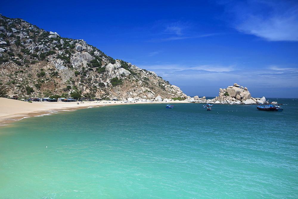 Bay of Mui Dinh, Province of Ninh Thuan, Vietnam, Asia