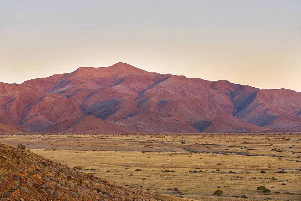 Landscape, Naukluft Mountains, Namib-Naukluft-Park, Hardap-District, Namibia, Africa