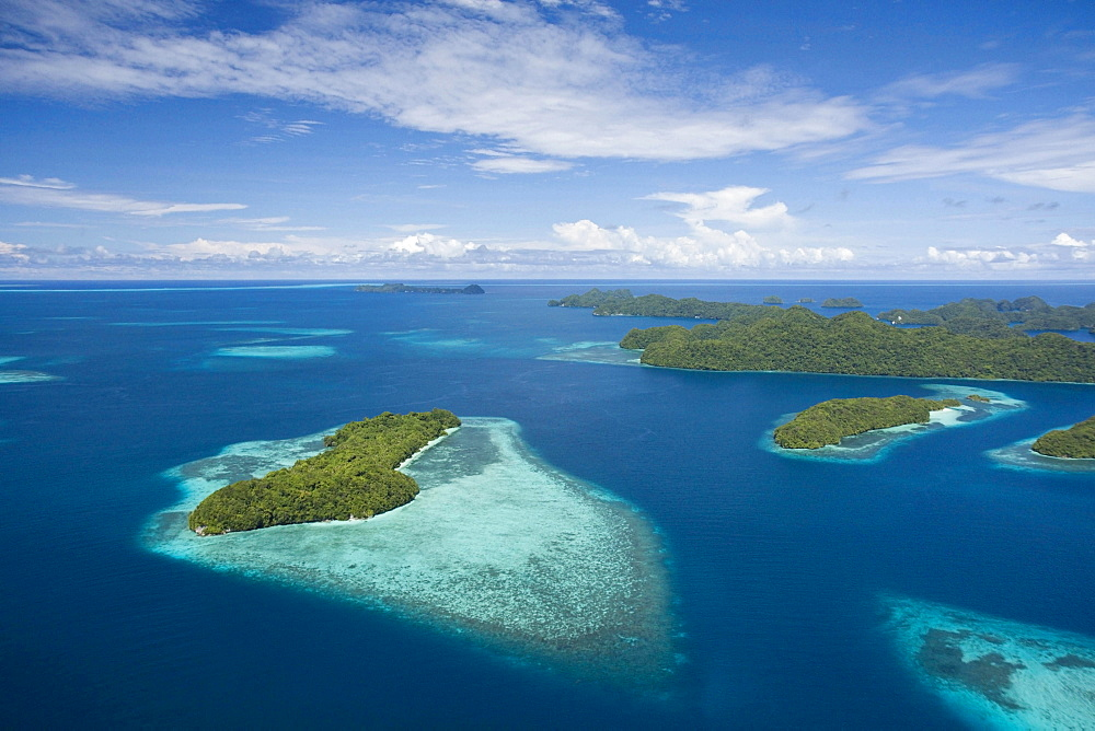 Islands of Palau, Micronesia, Pacific, Oceania