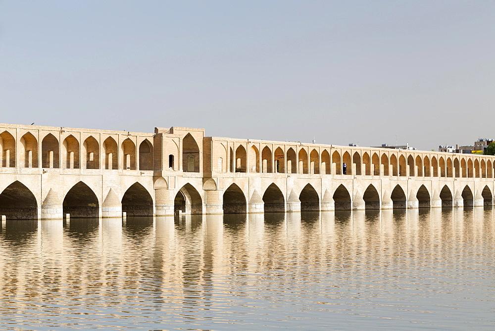 Si-o-se Pol, Esfahan, Iran, Asia