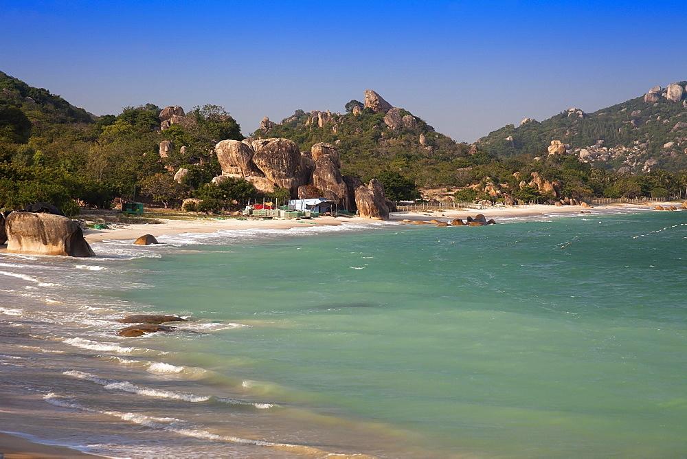 Beach at Sao Bien, Ninh Thuan, Vietnam, Asia