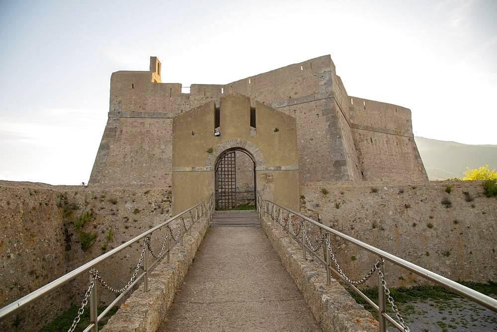 Forte Stella Fortress, Porto Ercole, Monte Argentario, Tuscany, Italy, Europe