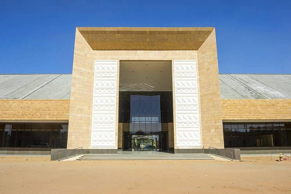 Regional museum of Tabuk, Saudi Arabia, Asia