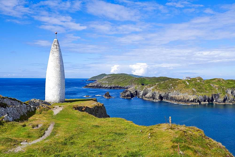 Baltimore Beacon, County Cork, Ireland, Europe