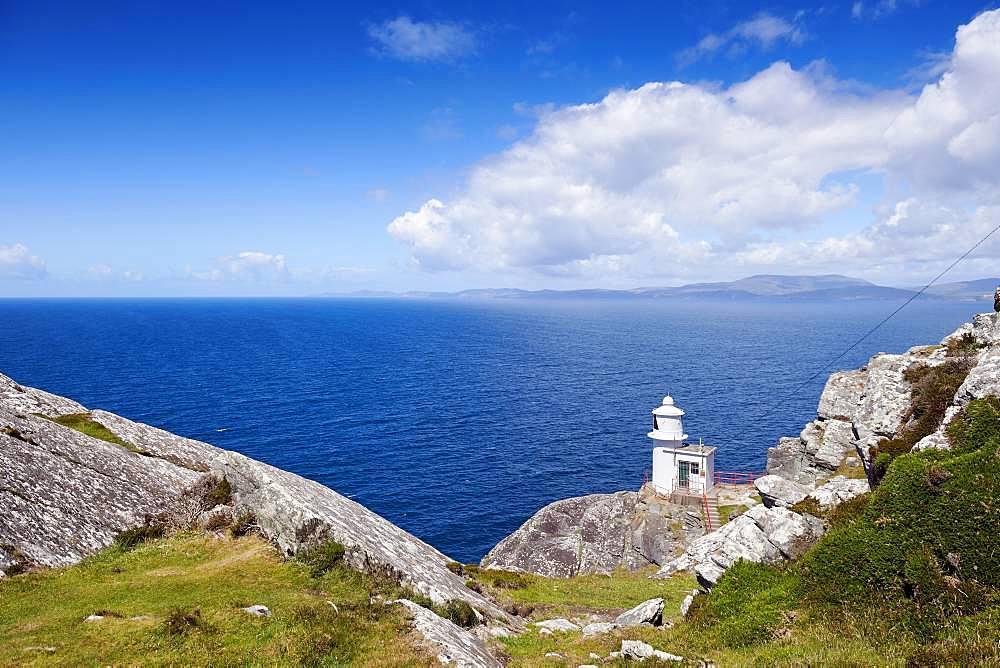 Sheep's Head, Lighthouse, County Cork, Ireland, Europe