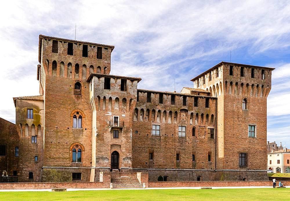 Castello San Giorgio of Palazzo Ducale, Mantua, Lombardy, Italy, Europe