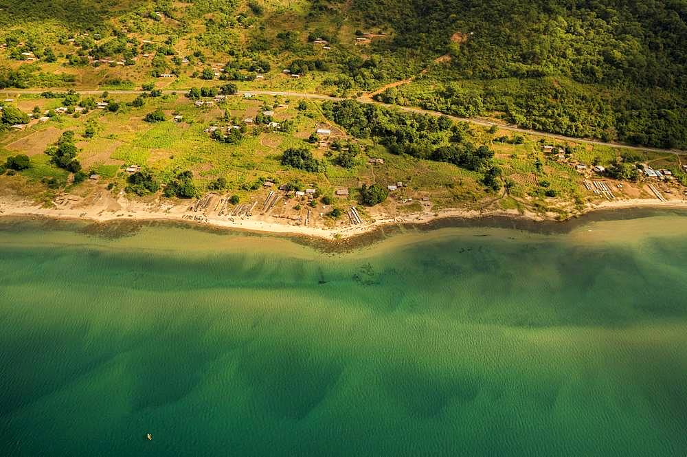 Nkhata Bay district, Northern Region, Lake Malawi, Malawi, Africa
