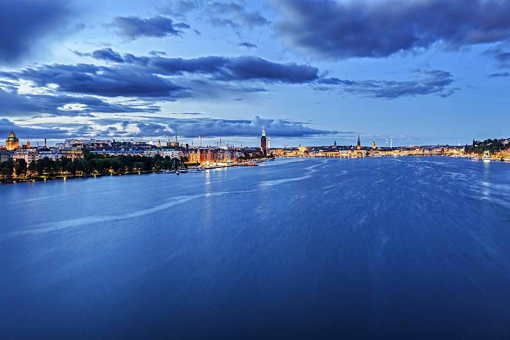 Riddarfjaerden, Stockholm, Sweden, Europe