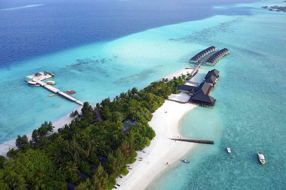 Summer Island, North Male Atoll, Maldives, Asia