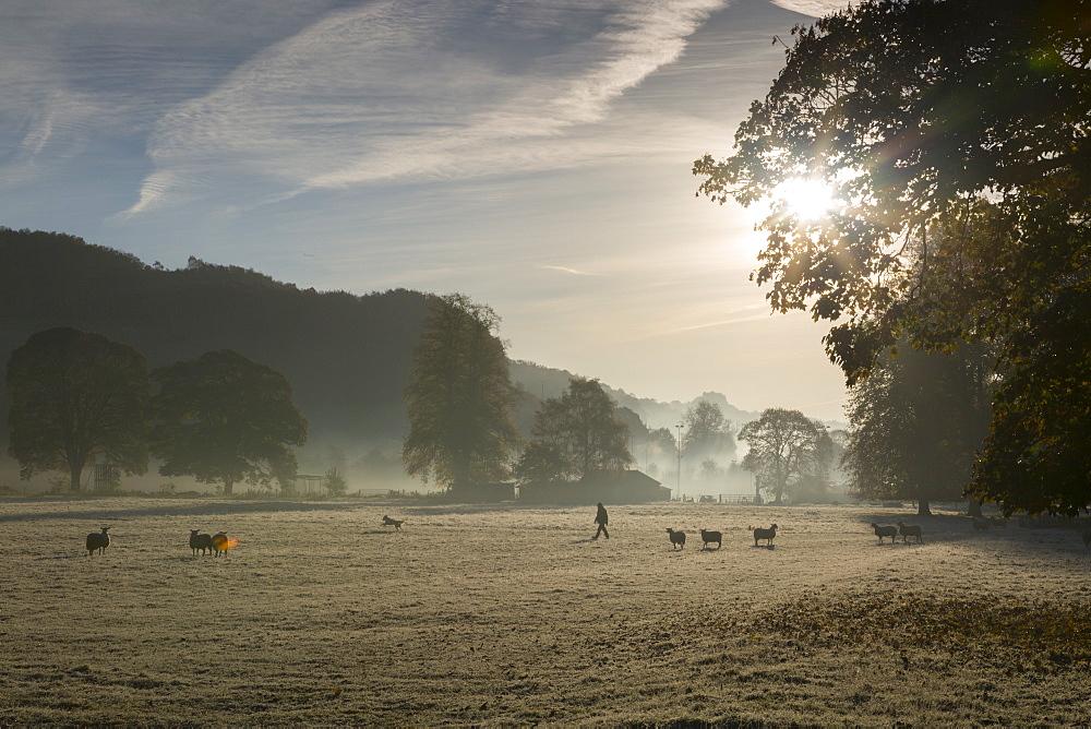 Cromford, Matlock, Peak District National Park, Derbyshire, England, United Kingdom, Europe