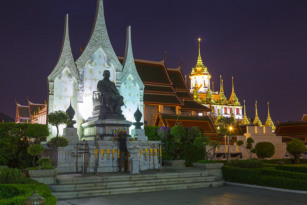 Ratcha Natdaram Worawihan, Bangkok, Thailand, Southeast Asia, Asia