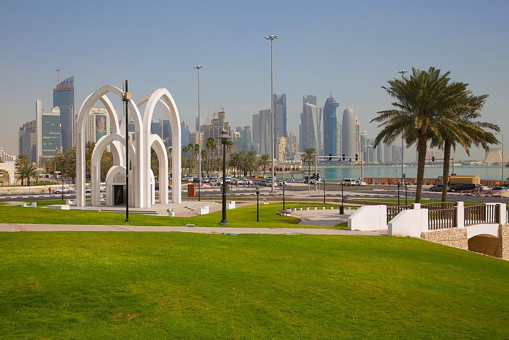 Rumailah Park, Doha, Qatar, Middle East