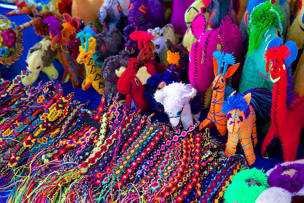 Market souvenirs, Bucerias, Nuevo Vallarta, Nayarit, Mexico, North America