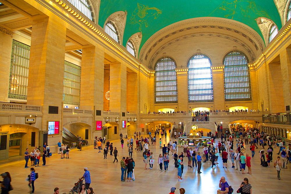 Grand Central Terminal, New York, United States of America, North America