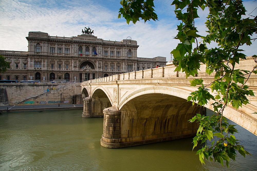 Corte Suprema di Cassazione, Rome, Lazio, Italy, Europe
