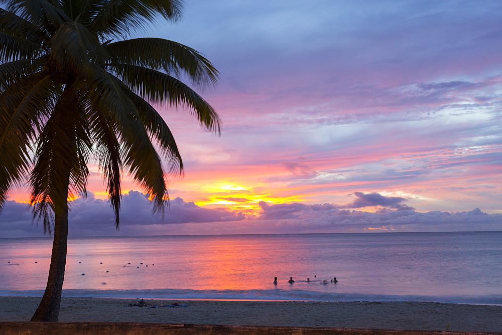 Mullins Beach, St Peter, Barbados, West Indies, Caribbean - 844-9616