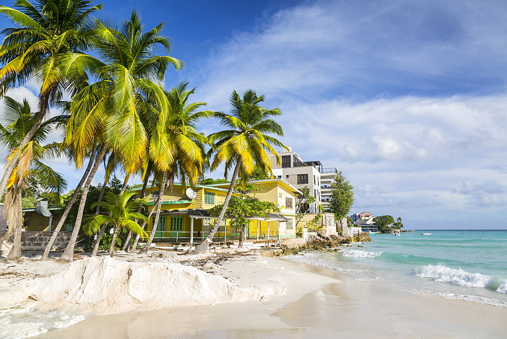 Worthing Beach, Worthing, Christ Church, Barbados, West Indies, Caribbean, Central America