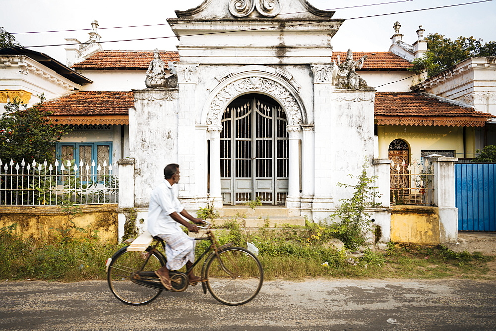 Colonial Architecture, Jaffna, Northern Province, Sri Lanka, Asia