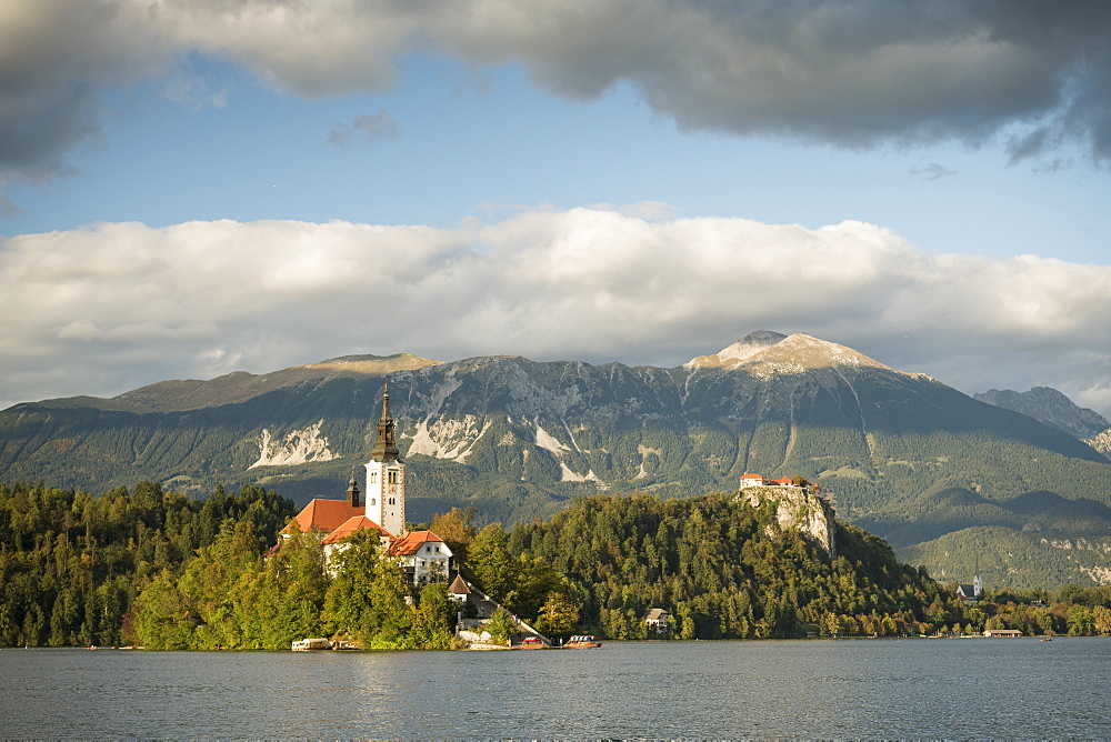 Lake Bled, Upper Carniola, Slovenia, Europe