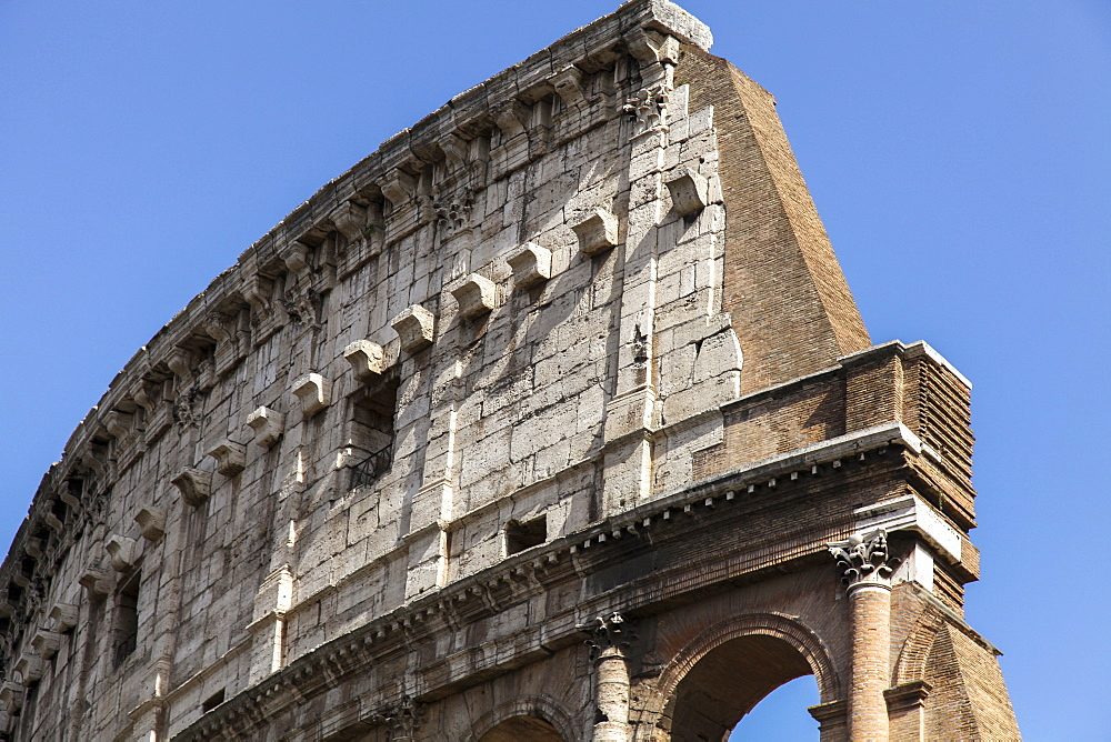The Colosseum, Rome, Lazio, Italy, Europe - 851-547