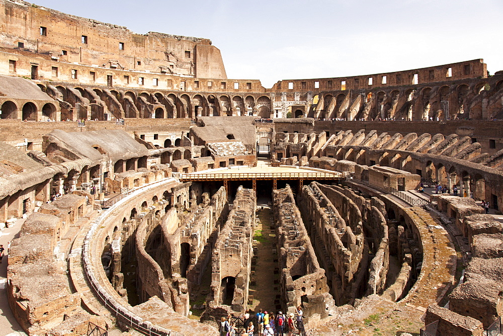 The Colosseum, Rome, Lazio, Italy, Europe - 851-554