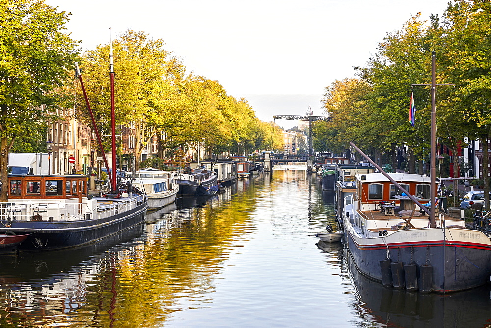Brouwersgracht, Amsterdam, North Holland, The Netherlands, Europe