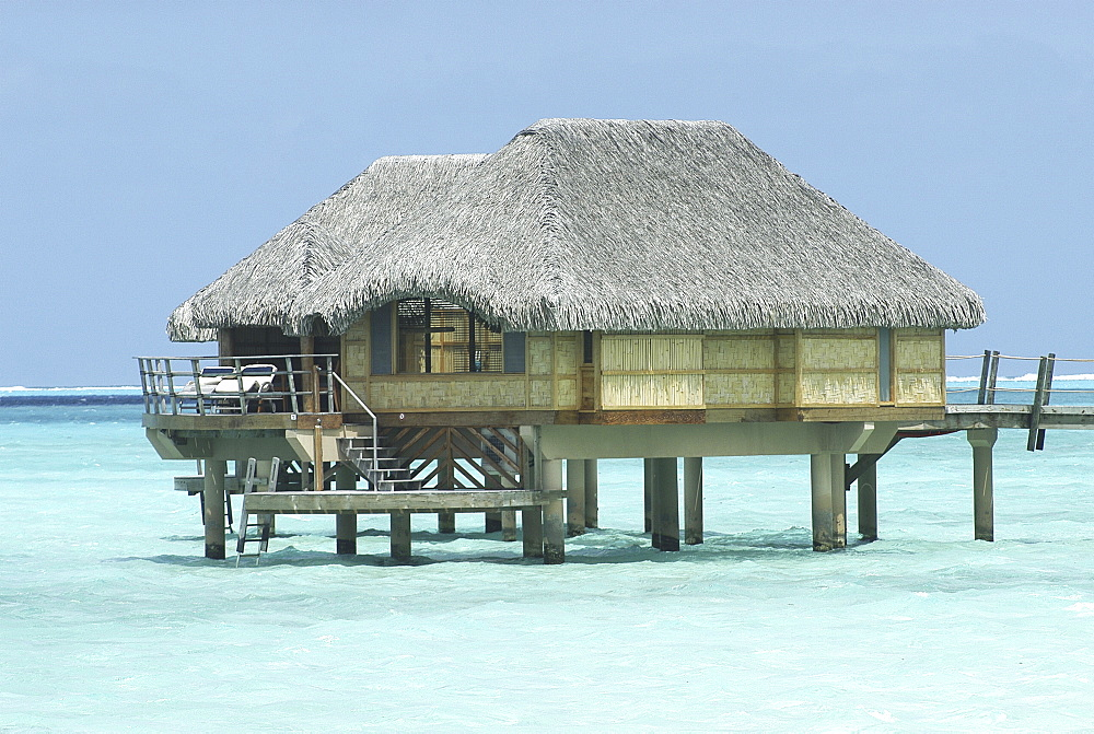 Tahaa 5 Star Island & Spa. French Polynesia. - 970-844