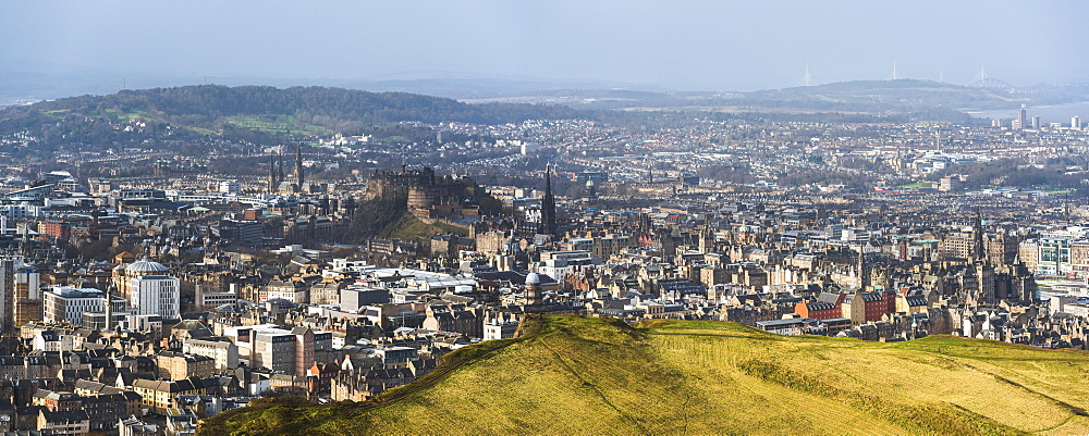 Arthur's Seat, Edinburgh, Scotland, United Kingdom, Europe