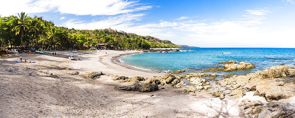 Montezuma Beach, Nicoya Peninsula, Puntarenas, Costa Rica, Central America