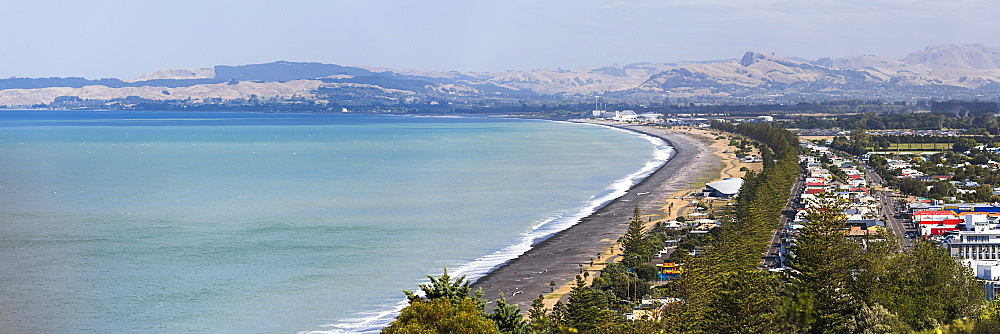 Napier, Hawkes Bay Region, North Island, New Zealand, Pacific
