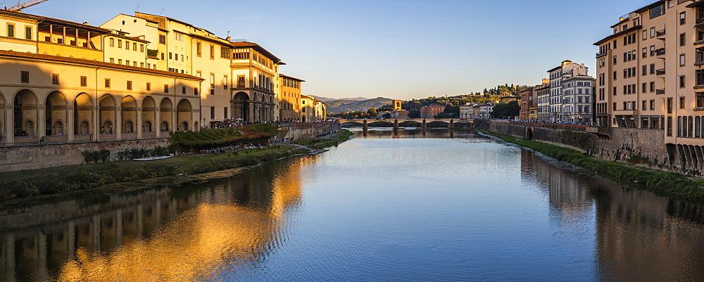 St Trinity Bridge, Florence, Tuscany, Italy - 1109-3621