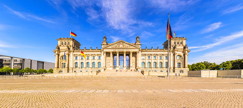Reichstag building, Berlin, Germany - 1207-574
