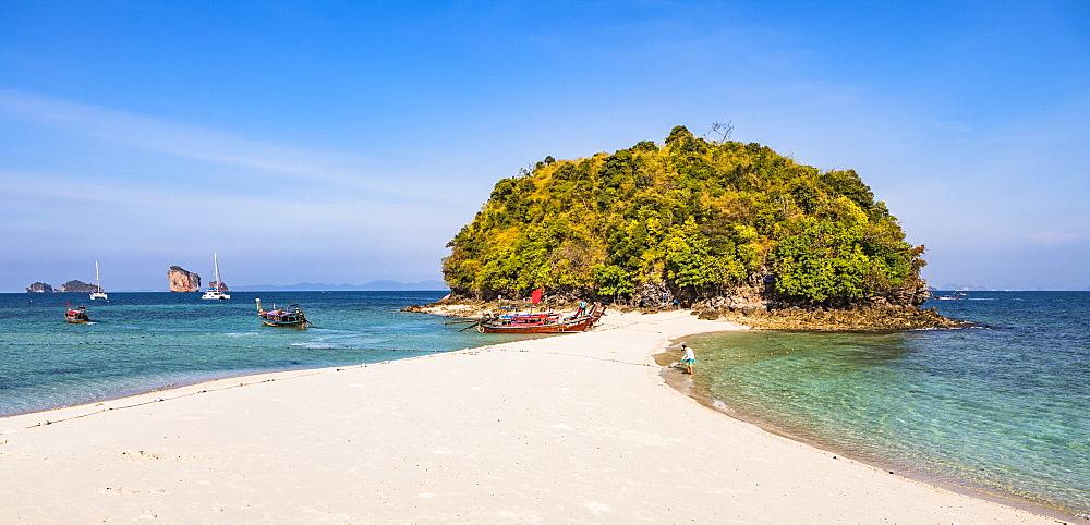 Tup Island, Krabi Province, Thailand, Southeast Asia, Asia - 1207-683