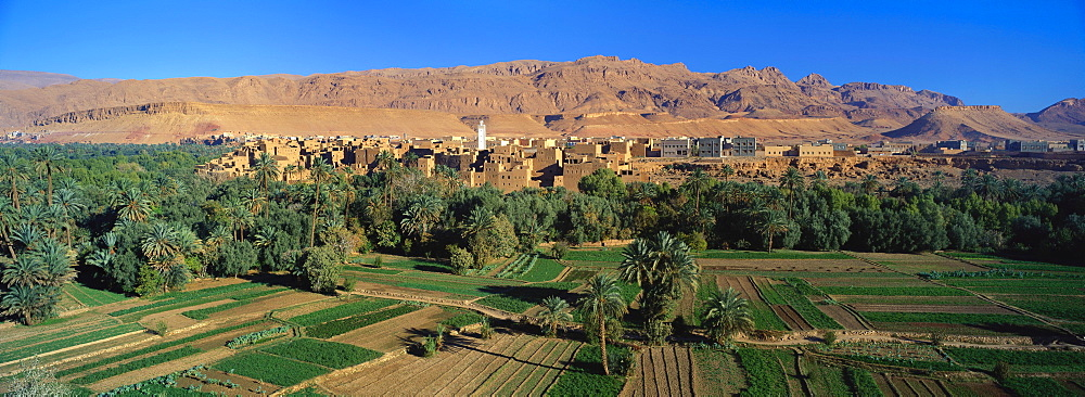 Tinerhir, Dades valley, Morocco, Africa