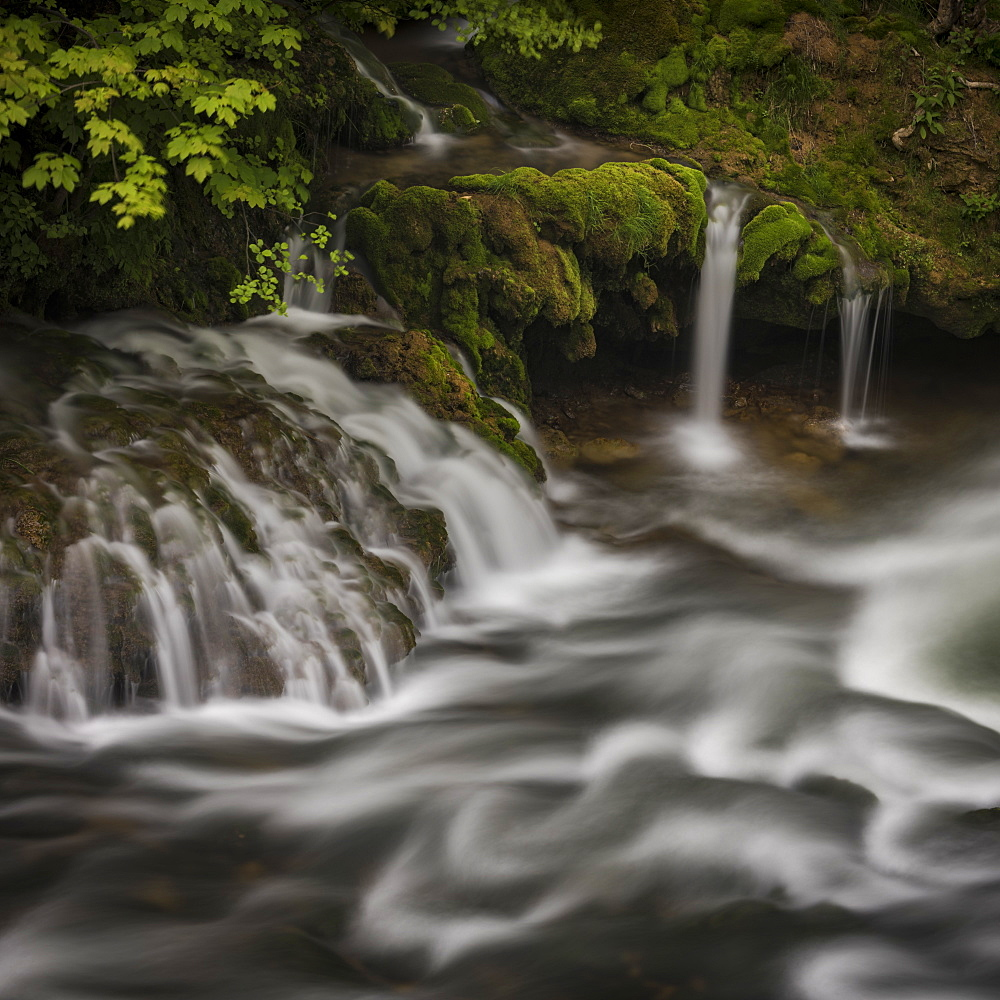 Waterfalls, Plitvice, UNESCO World Heritage Site, Croatia, Europe