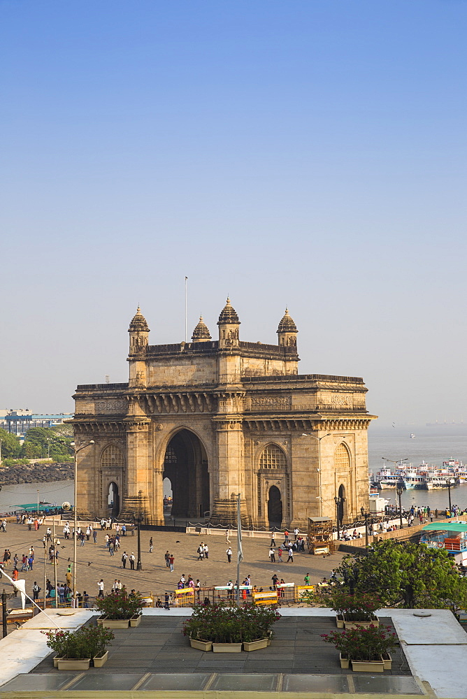 View of Gateway of India, Mumbai, Maharashtra, India, Asia - 1104-1010