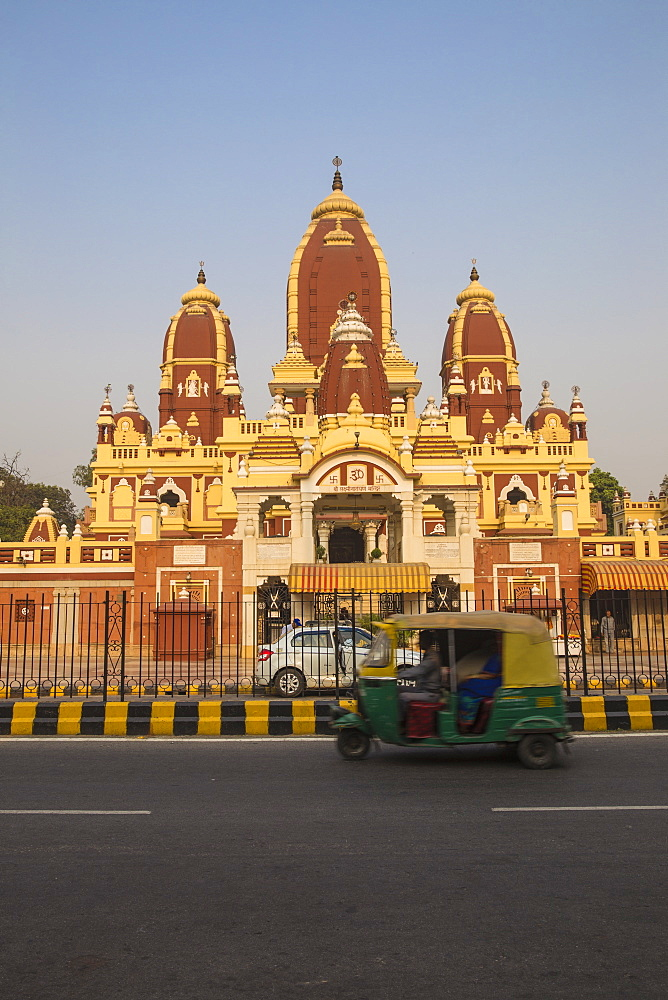 Laxminarayan Temple (Birla Mandir), New Delhi, Delhi, India, Asia - 1104-1047