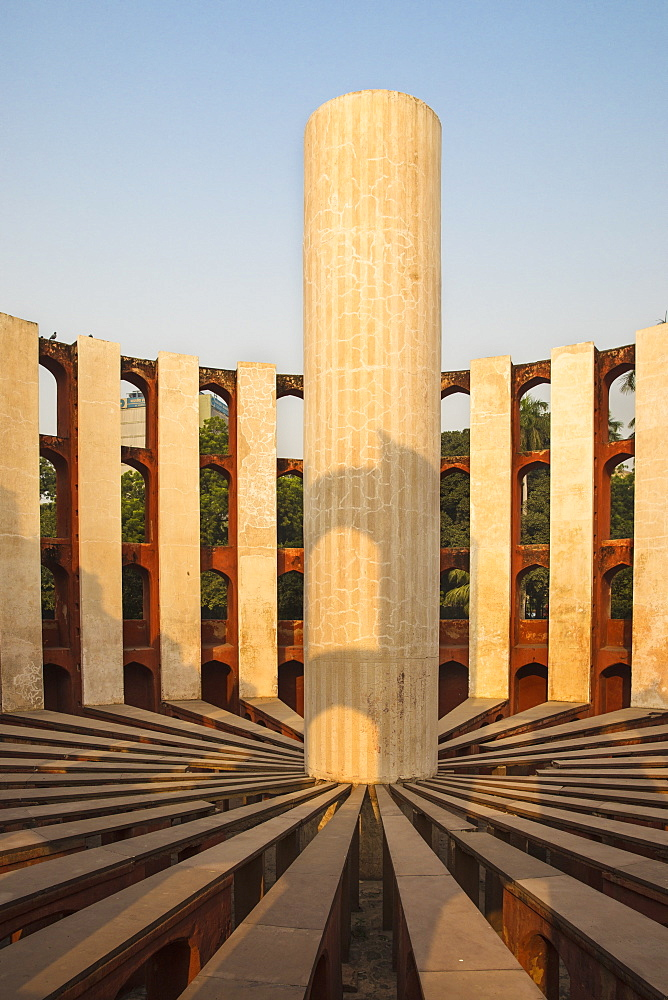 Jantar Mantar Observatory, New Delhi, Delhi, India, Asia - 1104-1048