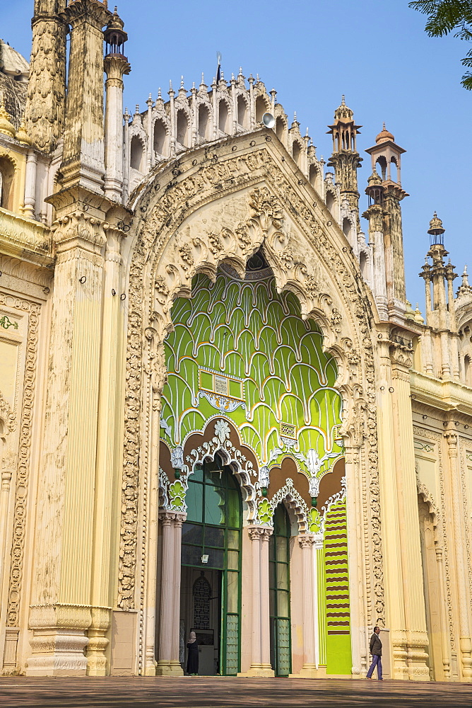 Jama Mosque, Lucknow, Uttar Pradesh, India, Asia