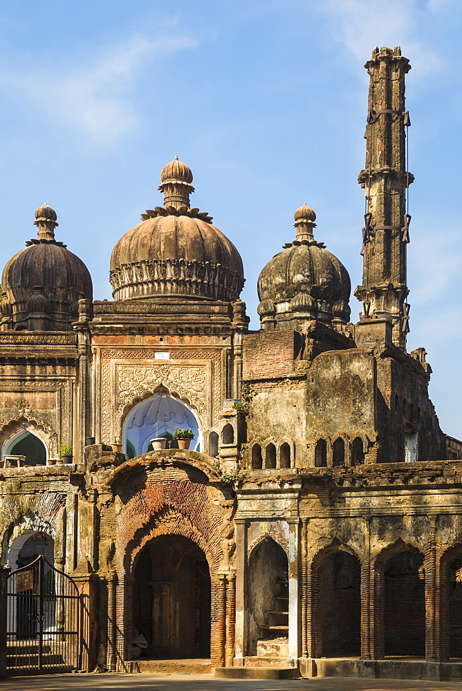 India, Uttar Pradesh, Lucknow, British Residency, Ancient Mosque