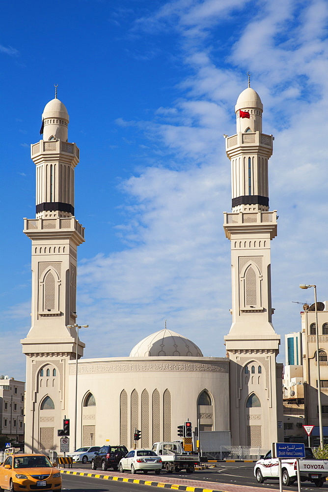 Bahrain, Manama, City Center, Ras Ruman Mosque