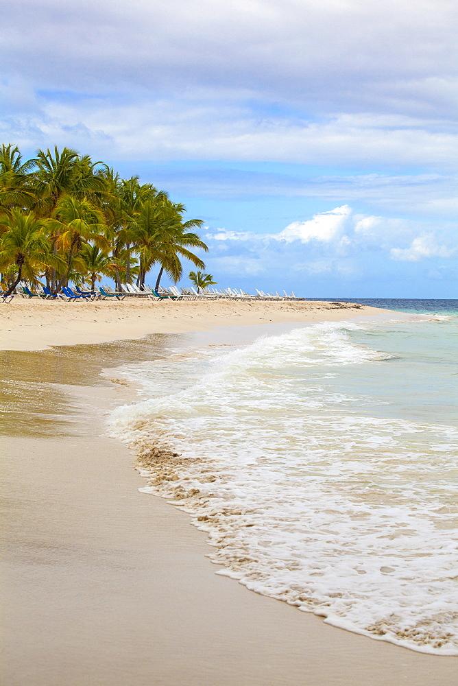 Cayo Levantado, Eastern Peninsula de Samana, Samana, Dominican Republic, West Indies, Caribbean, Central America