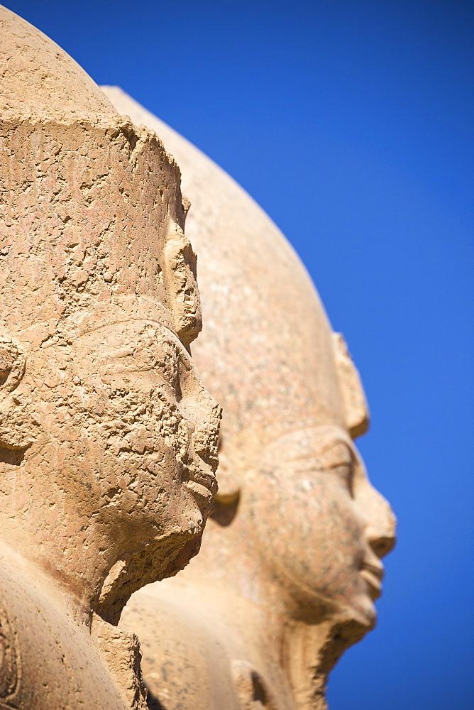 Egypt, Luxor, Karnak Temple, - 1104-844