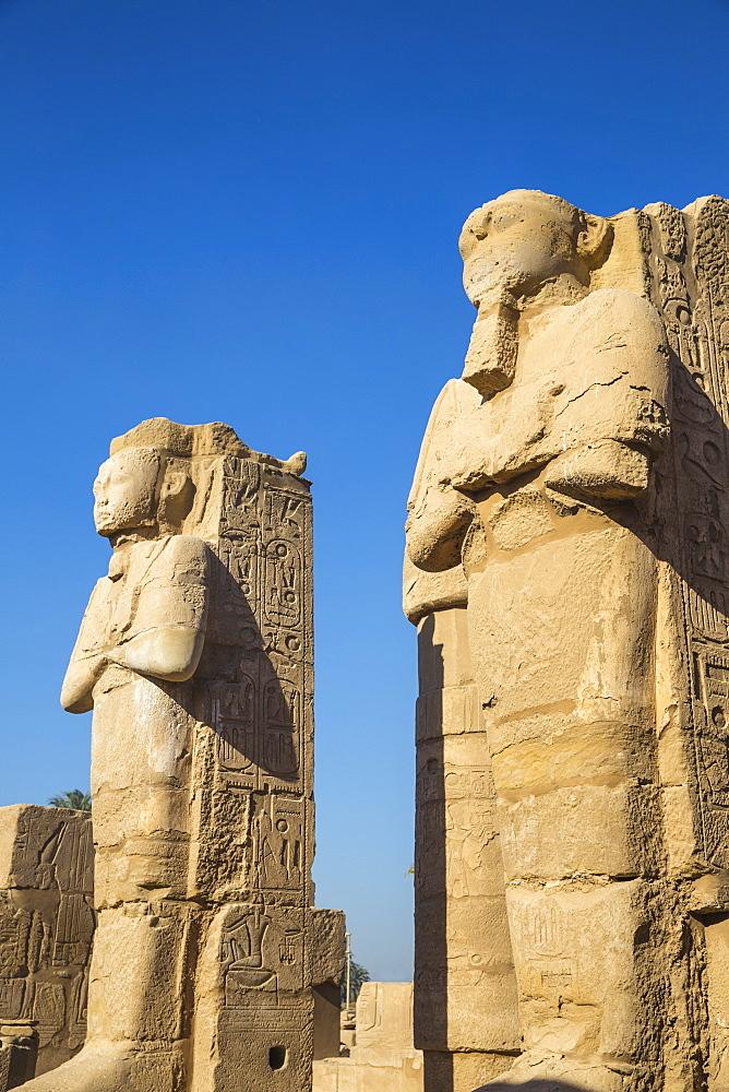 Egypt, Luxor, Karnak Temple - 1104-846