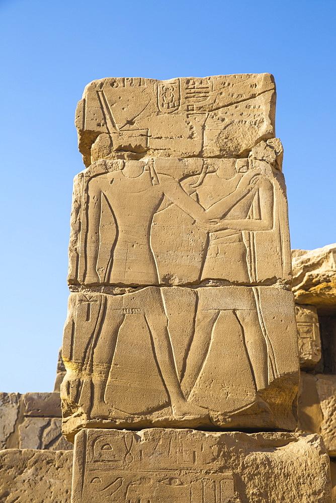 Egypt, Luxor, Karnak Temple - 1104-849