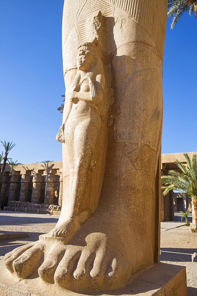Egypt, Luxor, Karnak Temple - 1104-853