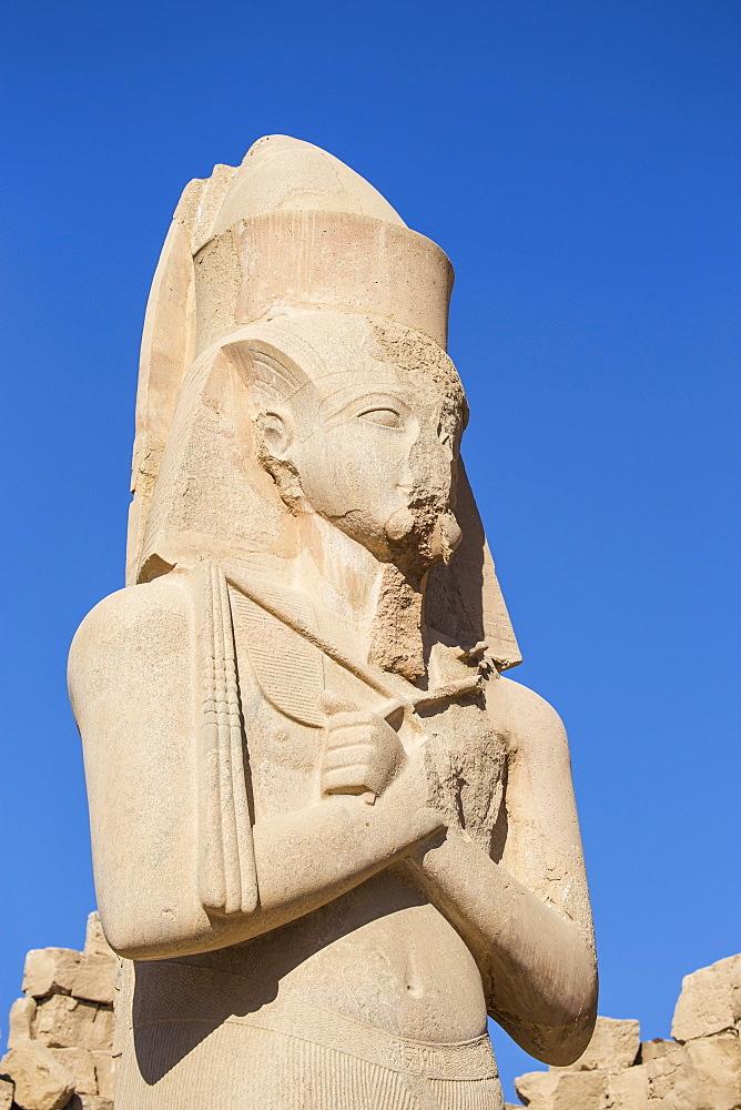 Egypt, Luxor, Karnak Temple - 1104-854