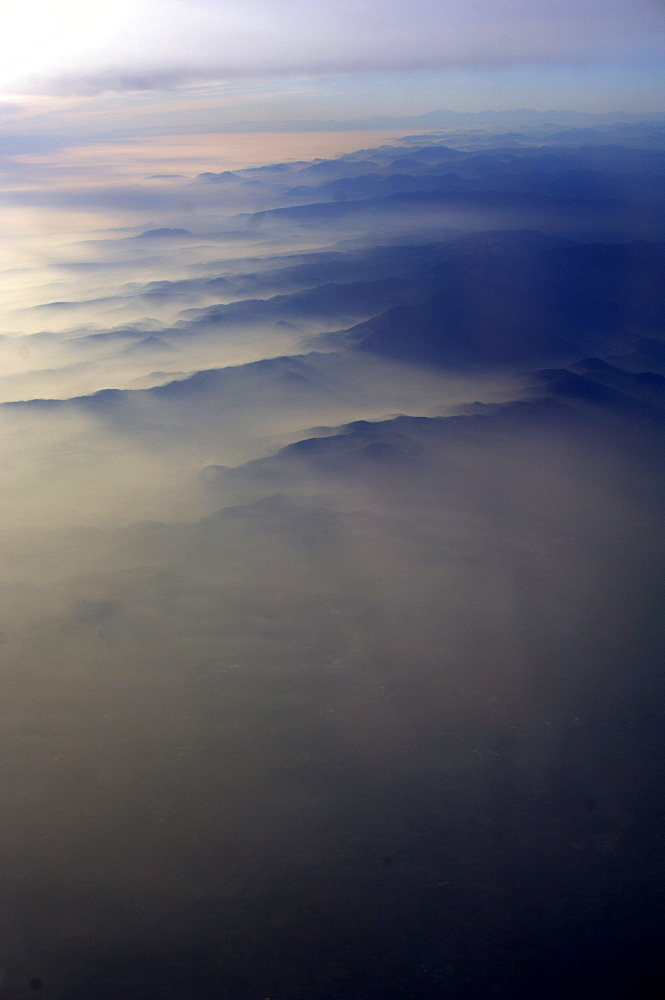 Alps, aerial view - 1113-104279